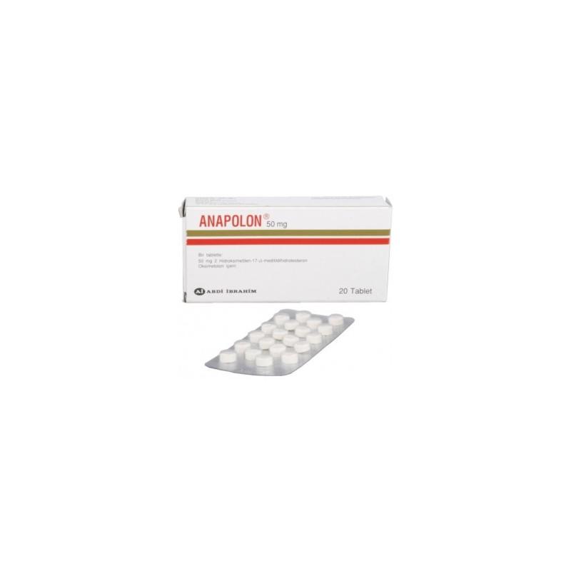 que es anadrol 50 mg