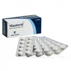 Mastoral Alpha Pharma 50 tabs [10mg/tab]