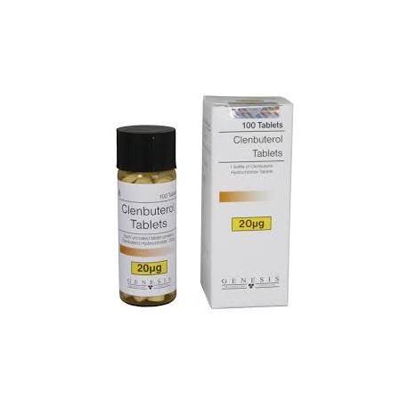 Clenbuterol Tablets Genesis