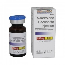 Nandrolone Decanoate Injection Genesis 10 amps [10x250mg/1ml]