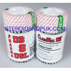 Clenbuterol DB Pharma 100tabs (40mcg/tab)