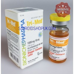 Tri-Med Bioniche farmacia (3 Trenbolones) 10ml (180mg/ml)