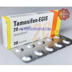 Tamoxifene (Nolvadex) EGIS 30tabs (20mg/scheda)