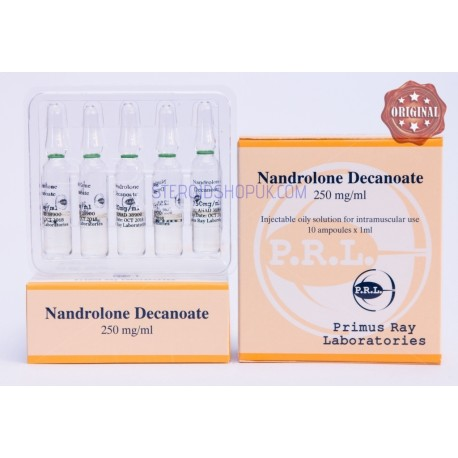 Nandrolone Decanoate Primus Ray 10X1ML [250mg/ml]