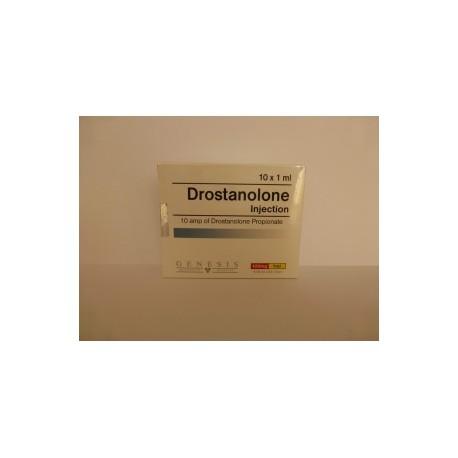 Drostanolone Injection Genesis 10ml [100mg/ml]