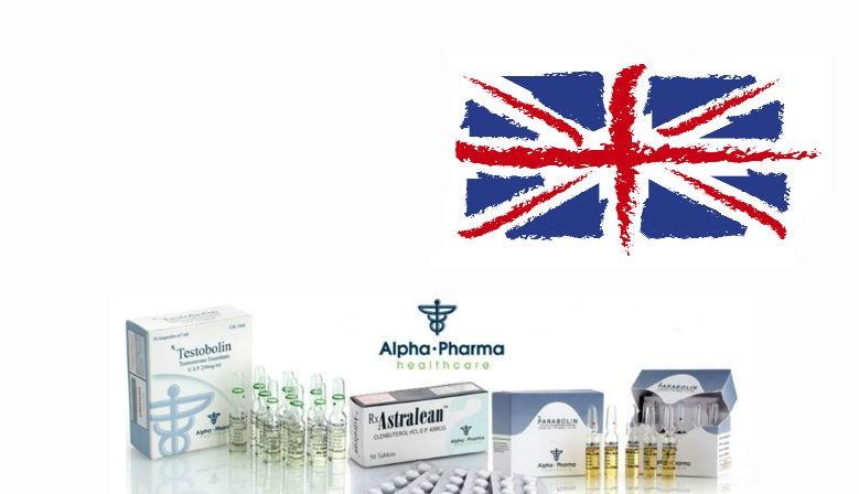 Ordene auténticos, esteroides reales de UK