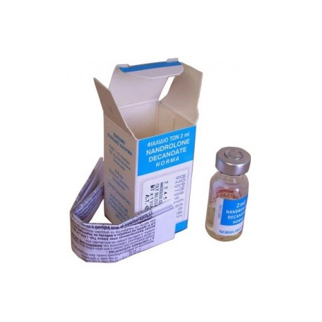 Flacon de 2ml Nandrolone décanoate Norma Hellas [100mg / 1ml]
