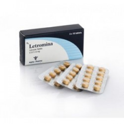 Letromina Alpha Pharma 30 compresse [2.5 mg/tab]