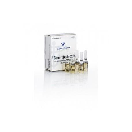 Nandrobolin 250 alfa Pharma [250mg / 1ml]