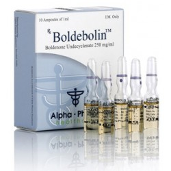 Boldebolin 250mg alfa Pharma