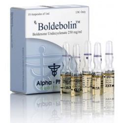 Boldebolin 250mg Alpha Pharma