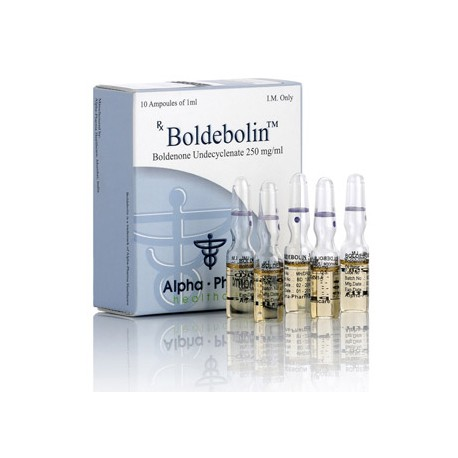 Boldebolin 250mg Alfa Pharma