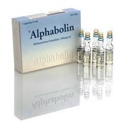 Alphabolin Alpha Pharma Methenlone Enanthate (Primobolan)