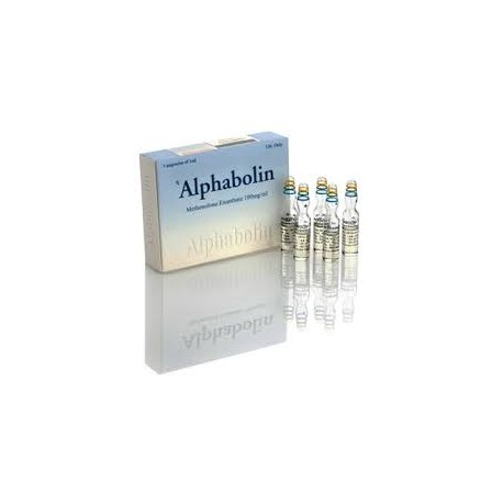 Alphabolin Alpha Pharma Methenlone Enanthate (Primobolan)