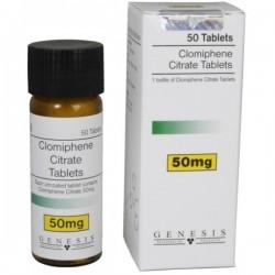 Clomiphene Citrate Genesis
