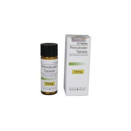 Primobolan 25 Tablets Genesis [25mg/tab]
