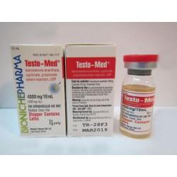 TESTO-Med Bioniche farmacia (mezcla de testosterona) 10ml (400mg/ml)