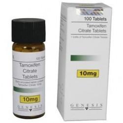 Tamoxifène comprimés 10mg Genesis [Nolvadex]