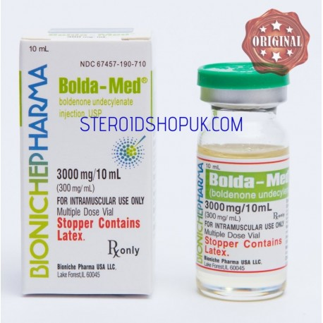 BoldCuando Med Bioniche Pharma (Boldenone Undecylenate) 10ml (300mg/ml)