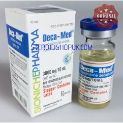 Deca-Med Bioniche Pharma (decanoato de nandrolona) 10ml (300mg/ml)
