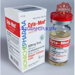 Pharmacie de Bioniche CYTA-Med (testostérone Cypionate) 10ml (300mg/ml)