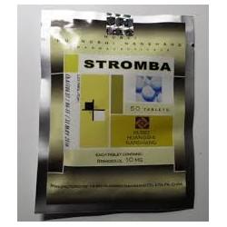 Stromba Hubei 10mg (stanozolol) 50 tabs