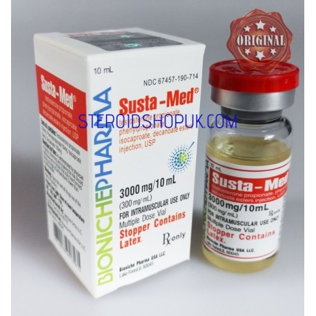 Susta-Med Bioniche Pharmacy (Sustanon) 10ml (300mg/ml)