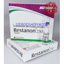 Restanon 250 Shree Vinet (Mix de testostérone injectable composé)