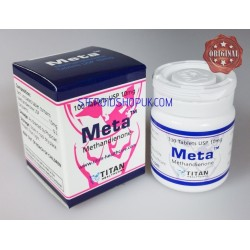Meta Titan HealthCare (Dianabol, Methandienone) 100tabs (10mg/CP)