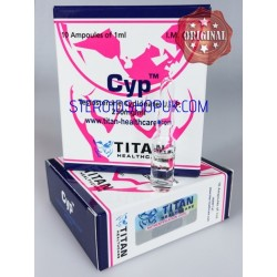 CYP Titan HealthCare (Testosterone Cypionate)
