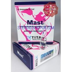 Albero Titan HealthCare (Drostanolone propionato)