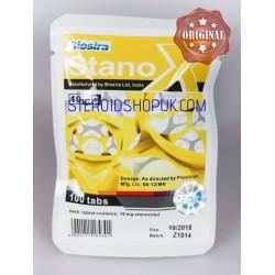 Stanox Biosira (Stanozolol, Winstrol) 100tabs (10mg/CP)