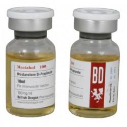 Mastabol 100 British Dragon 10ml vial [100mg/1ml]
