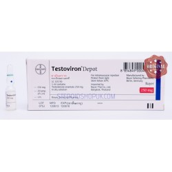 Amp de 1ml de testoviron Depot Bayer [250mg / 1ml]