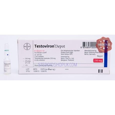 Testoviron Depot Bayer 1ml [250mg/1ml]