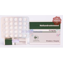 Methandrostenolone Primus Ray 50tabs [10mg / onglet]