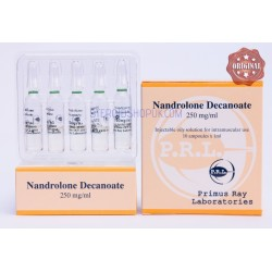 Nandrolone Decanoate Primus Ray 10X1ML [250 mg / ml]