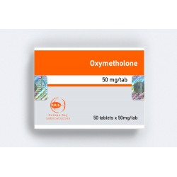 Oxymethlone Primus Labs 50tabs [50mg / onglet]