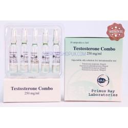 Combo de testosterona [Sustanon] Ray 10X1ML [250mg / ml]