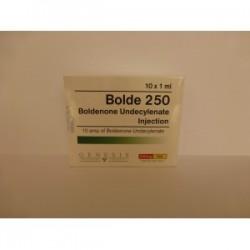 Genèse de Bolde 250 10 amps [10x250mg/1ml]