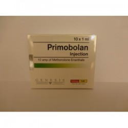 Primobolan Injection Genesis 10 ampères [10x100mg / 1ml]
