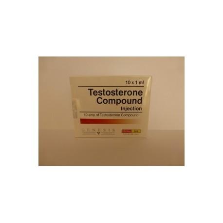 Testosterone Compound Genesis [250mg/ml]