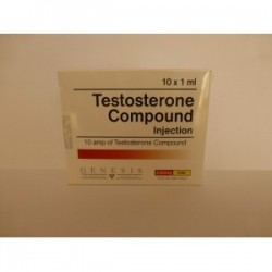 Testosterone Cypionate 250mg