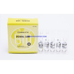 Dubol 100 BM Pharmaceuticals (Nandrolone Phenylpropionate) 12ML (flacon 6X2ML)