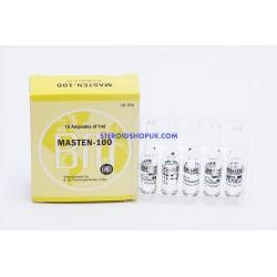 Productos farmacéuticos Masten 100 BM (Drostanolone Propionate) 12ML (frasco de 6X2ML)