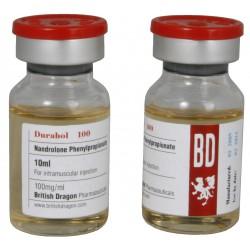 Durabol 100 British Dragon 10ml vial [100mg/1ml]
