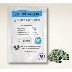 Oxydrol Tablets British Dragon 100 tabs [50mg/tab]