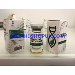Boldenone Undecylenate DNA labs 10 ml [250 mg / ml]