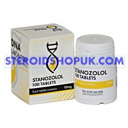 Stanozolol [Winstrol] Laboratoires ADN 100 comprimés [10 mg / comprimé]