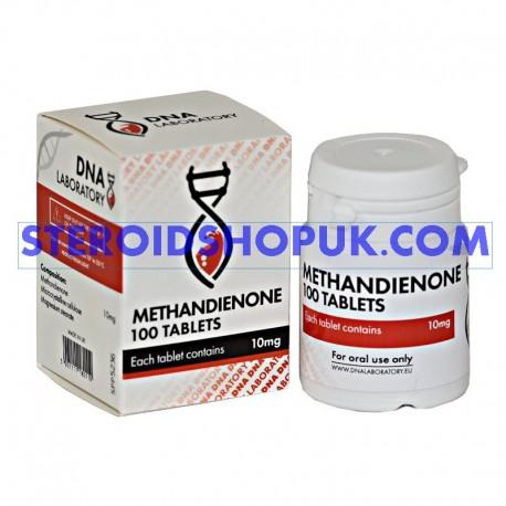 Methandienone [Dianabol] DNA labs 100 tabs [10mg/tab]